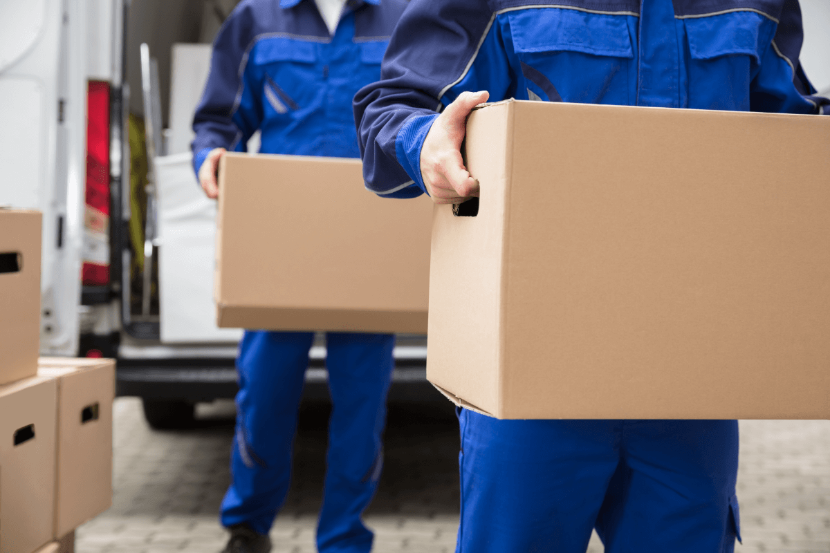 Common Injuries Suffered While Working for a Moving Company